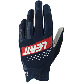 Leatt DBX 2.0 X-Flow Gloves, onyx